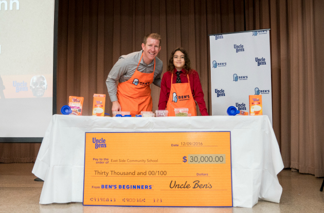 New York City Boy Wins Grand Prize in Ben's Beginners Cooking Contest by Uncle Ben's (NY Metro Parents Magazine)